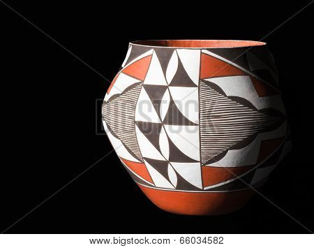 Vintage Native American Pueblo Pottery