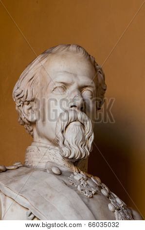 Ancient Marble Bust