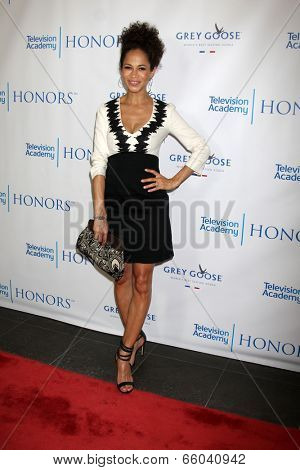 LOS ANGELES - JUN 1:  Sherri Saum at the 7th Annual Television Academy Honors at SLS Hotel on June 1, 2014 in Los Angeles, CA