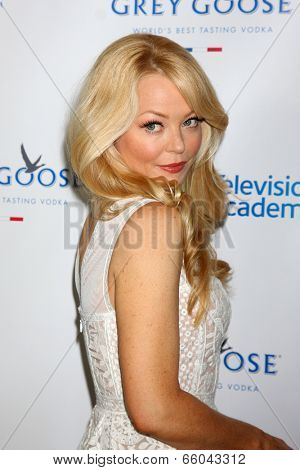 LOS ANGELES - JUN 1:  Charlotte Ross at the 7th Annual Television Academy Honors at SLS Hotel on June 1, 2014 in Los Angeles, CA