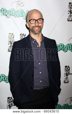 LOS ANGELES - JUN 1:  Jim Rash at the The Groundlings 40th Anniversary Gala at HYDE Sunset: Kitchen + Cocktails on June 1, 2014 in Los Angeles, CA