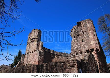 Dilsberg Castle, Germany