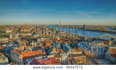 Old Town of Riga (Latvia)