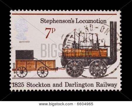 Steam Locomotion