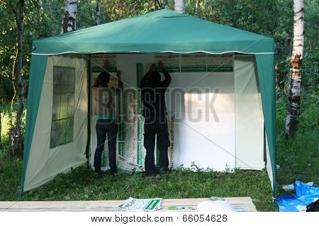 Tent Movement Alternative Forum Of Civil Activists Antiseliger