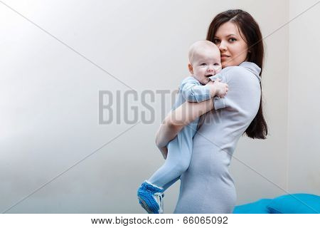 mather and baby