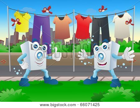Laundry Here!!