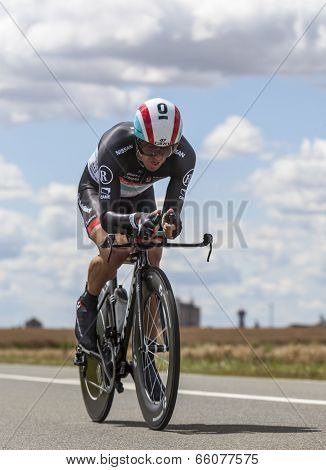 The Cyclist Yaroslav Popovych
