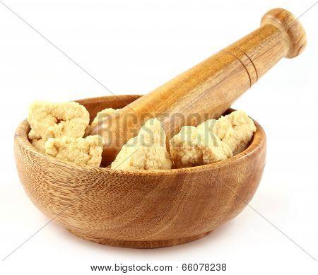 Bengali Cuisine Daler Bori