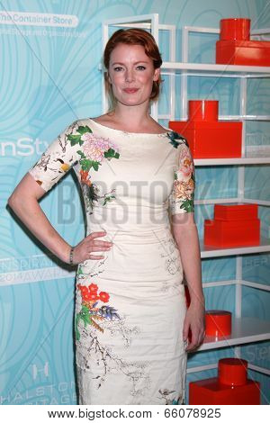 LOS ANGELES - MAY 30:  Linn Bjornland Haven at the Step Up's Inspiration Network Luncheon at Beverly Hilton on May 30, 2014 in Beverly Hills, CA