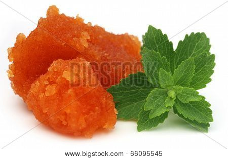 Stevia With Molasses