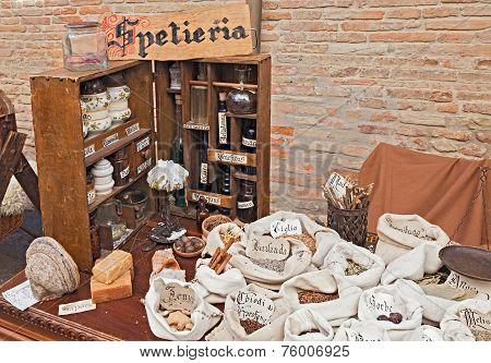 Old Herbalist's Shop