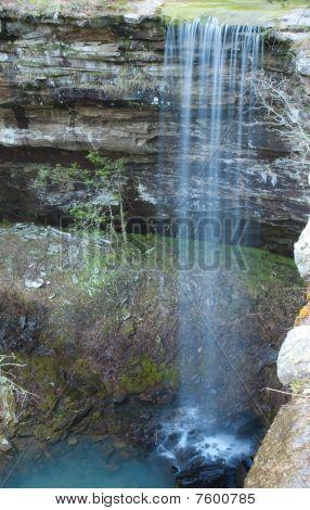 Bowers Hallow Falls