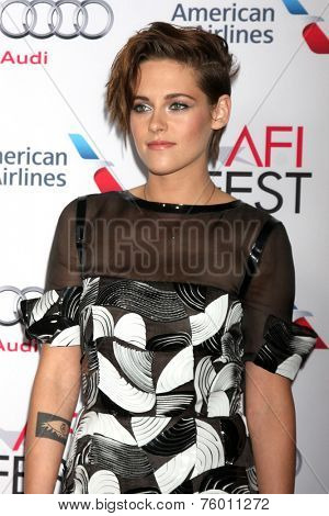 LOS ANGELES - NOV 12:  Kristen Stewart at the