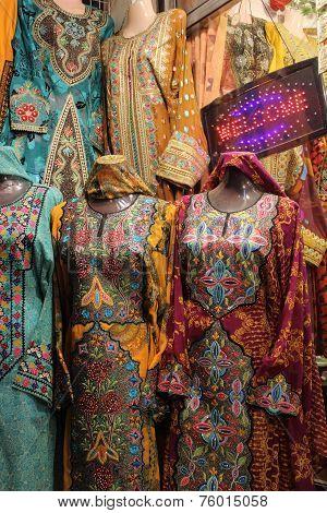Omani woman's dress