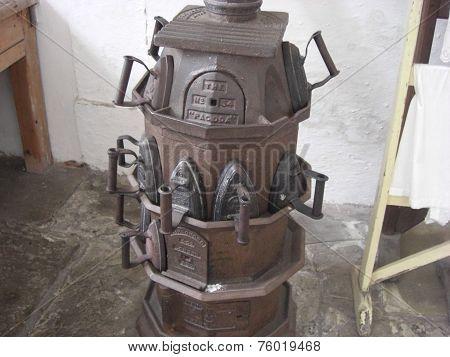 Clothes Iron Pagoda
