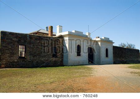 Redruth Gaol