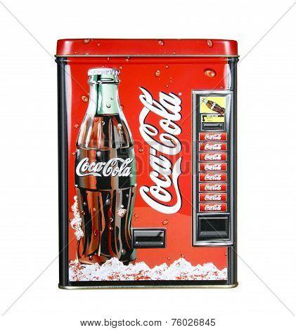 Coca-cola Collectors Tin.