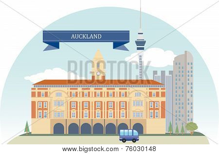 Auckland. New Zealand