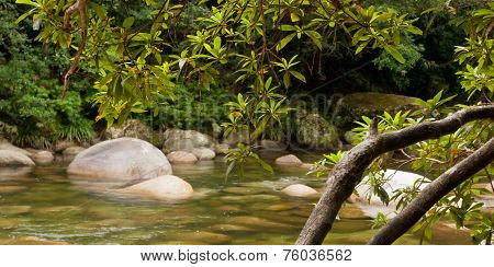 Mossman Gorge, Daintree National Park, Australia