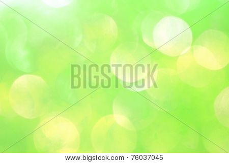 blur bokeh summer green cozy color background