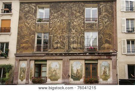 Renaissance Frescoes
