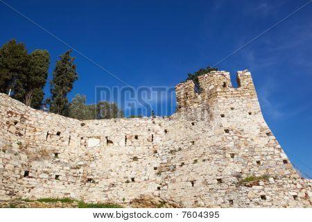 Pigeon Island Fortress