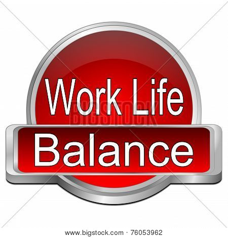 Work Life Balance button