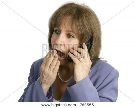 Businesswoman - Office Rumors