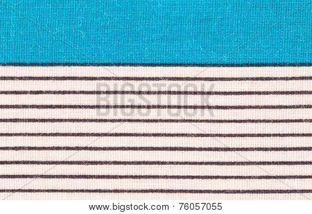 Abstract background striped cloth.