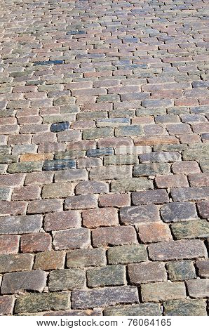Seamless Tileable Texture Of Pavers
