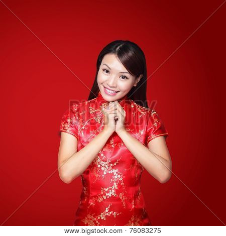 Happy Chinese New Year and congratulation