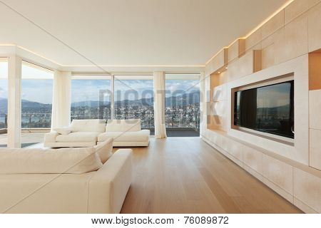 Interior, big livingroom