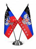 stock photo of extremist  - Donetsk People - JPG