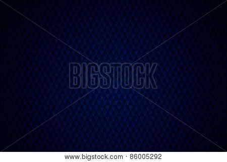 Dark Blue Background Pattern