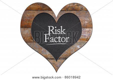 Risk Factor.