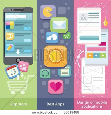 Concept of Mobile Application Store