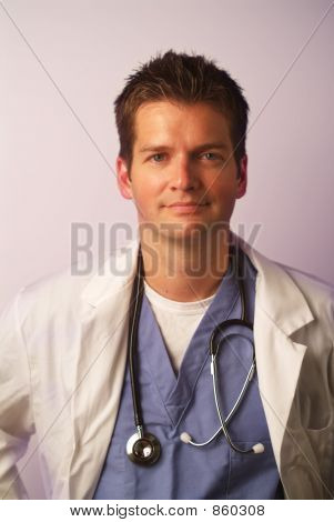 Medical Portrait