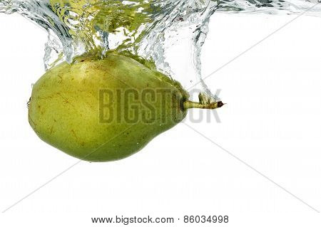 Pear In Water