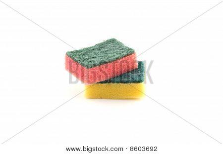 Two Sponges