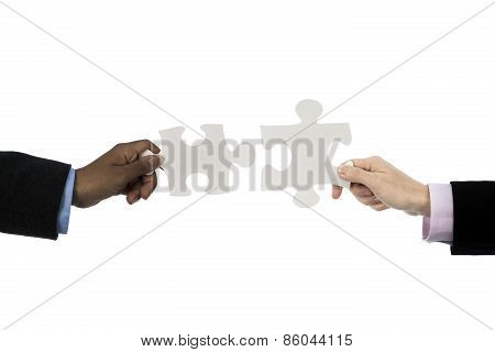 Interracial Business Cooperation