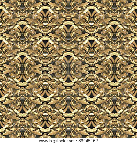 Luxury Ornate Abstract Pattern