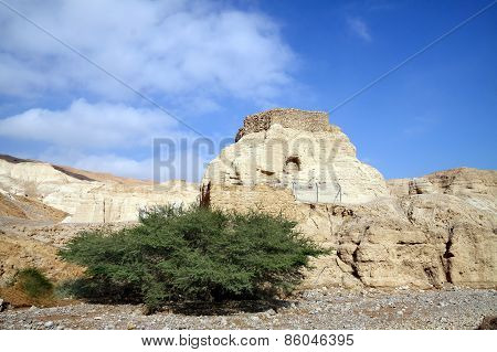 Ancient Fortress Neve Zohar