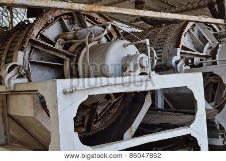 Industrail machine