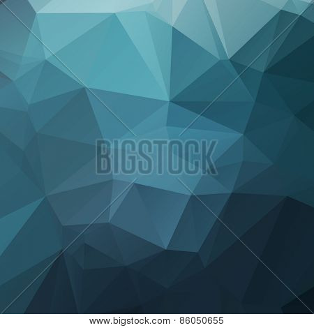 Abstract Colorful Lowpoly Vector Background   EPS10 Design