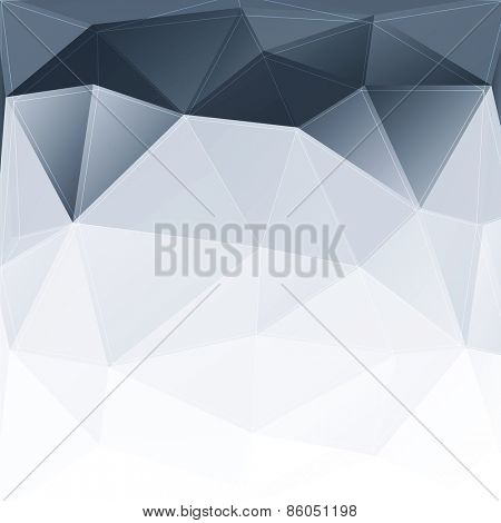 Abstract Lowpoly Vector Background | EPS10 Design