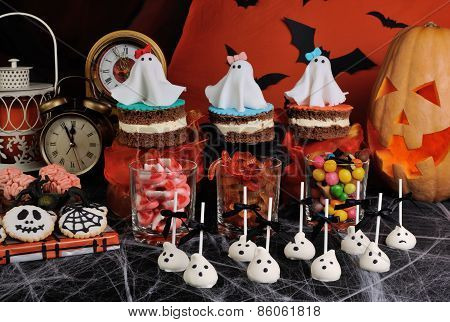 Sweets For Halloween