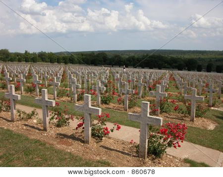 Fields of Crosses