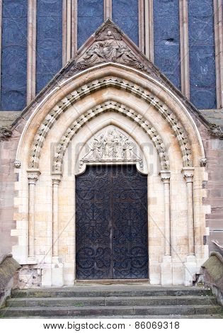Cathedral Door.