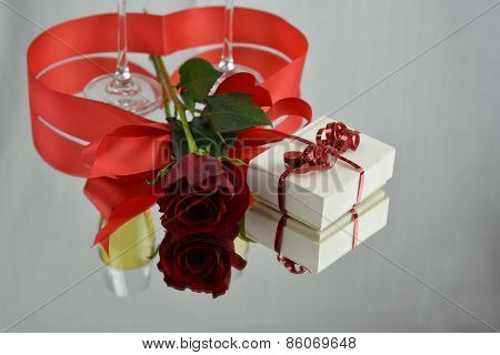present with love